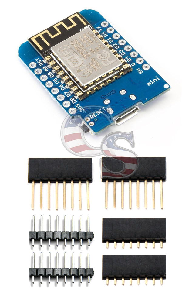 D mini nodemcu and arduino compatible wifi lua esp