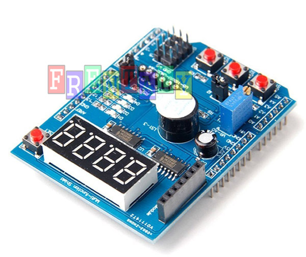 Multi-Functional Shield Protype Shield Expansion Board for Arduino UNO MAGE 2560